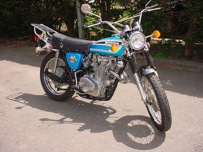 1974 CL 450