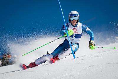 U19+ WR JR Championships Men's Slalom 03/16/2019