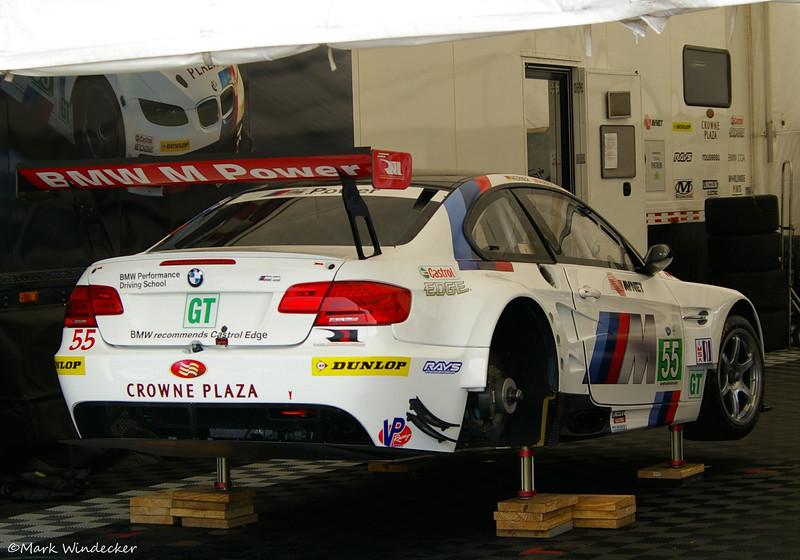 GT-BMW Team RLL BMW M3 E92 GT