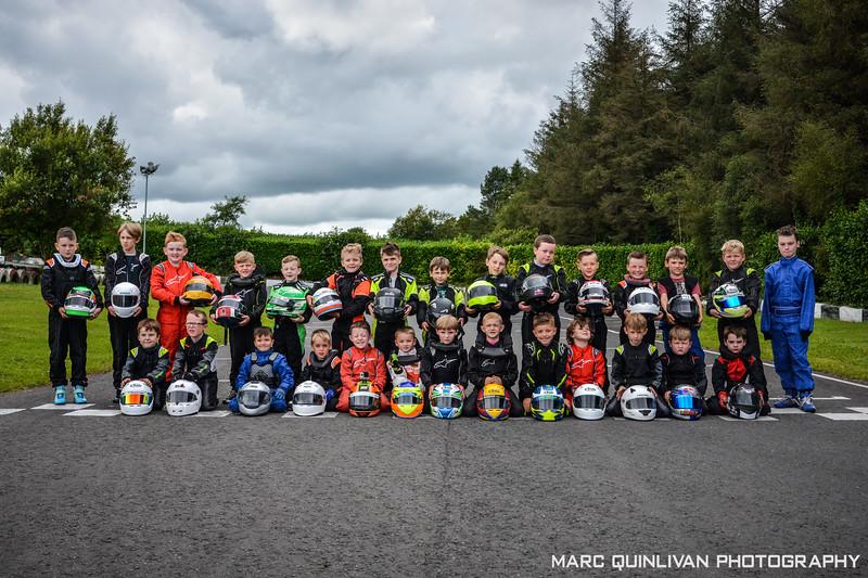 Tullyallen Karting Club 2017 Championship - Round 6 - Edgeworthstown