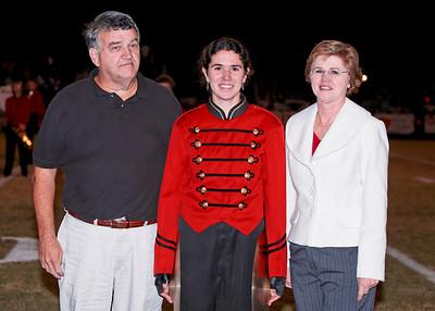 Senior Night November 2, 2007