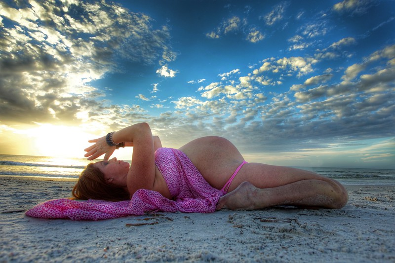 Sacred Surrender ~ Saint Pete Beach, Florida