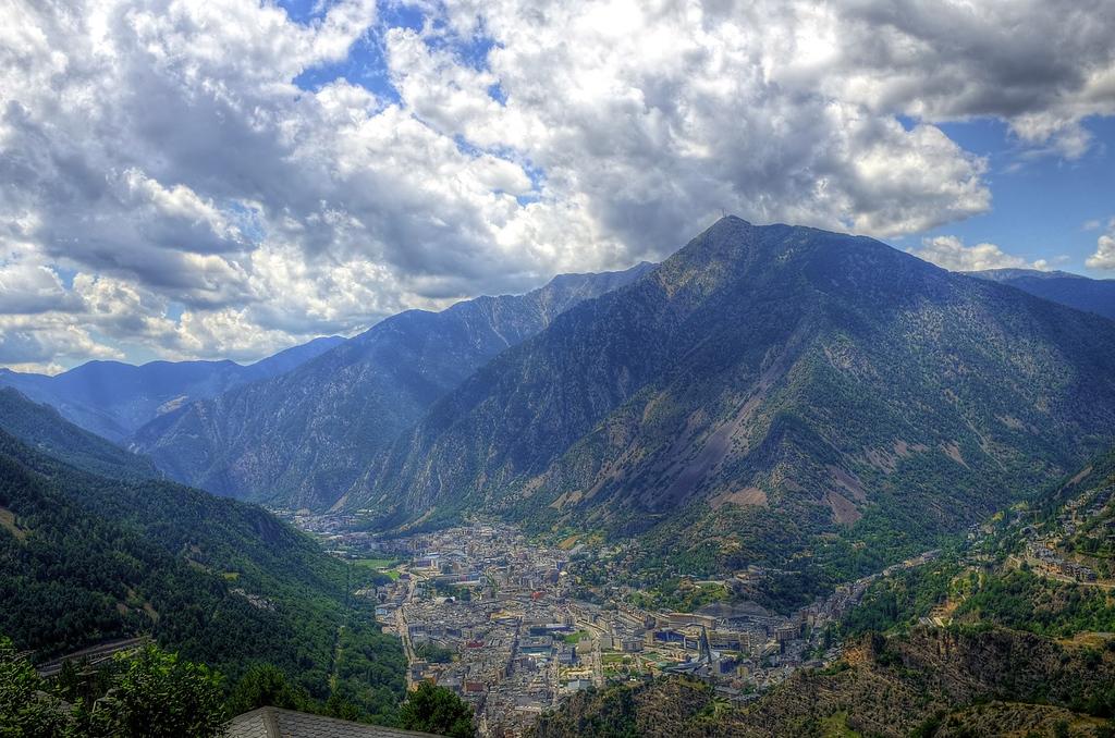 Andorra, Spain
