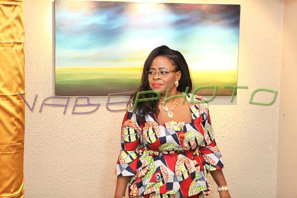 Leontine N'Tsuley-Houngues 50th Birthday Celebration