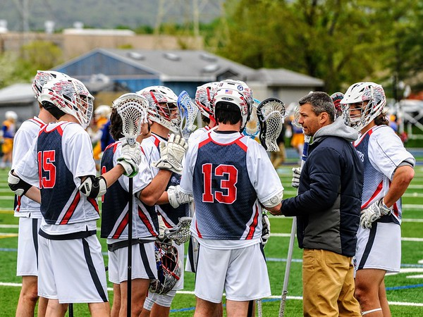 Wappingers Warriors Vs. Mahopac HS Indians, May 9, 2019