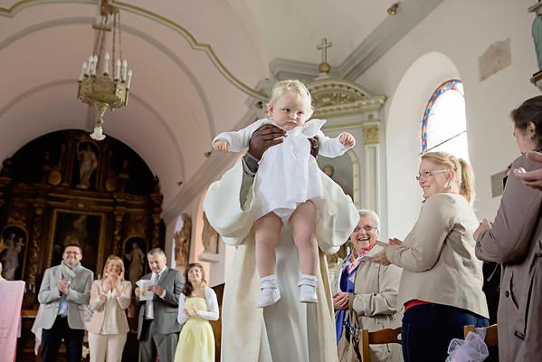 Baptême Lison