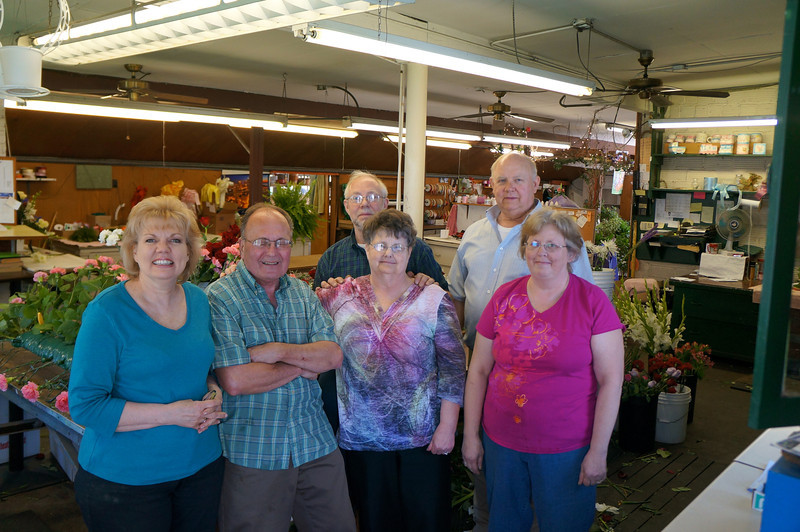 City Serve 2012: Berghaus Family -- City Serve painted for these neighbors of the Family Ministry Center.