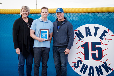 L-S Baseball...Nate Shank, Distinguished Alumni '19