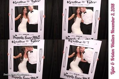 Tyler & Kristen November 3, 2018