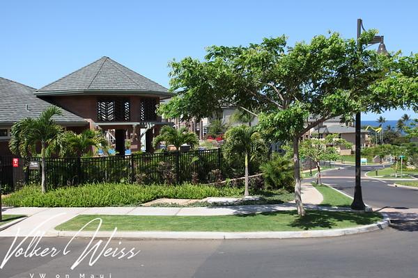 Ke Alii Ocean Villas - Pool & Recreation Area