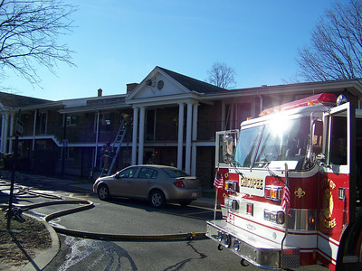 Chicopee, MA 2nd Alarm 94 Riverview Terrace 12/24/10