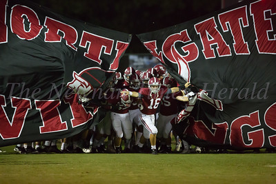 Northgate-S. Paulding Homecoming Football 2017