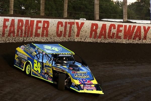 Farmer City Raceway; AMS Friday Night Lights