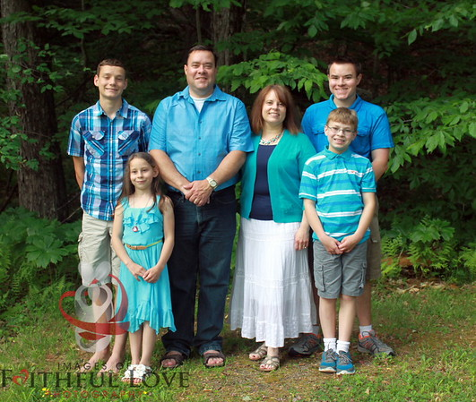 Cutting Family 5-30-15