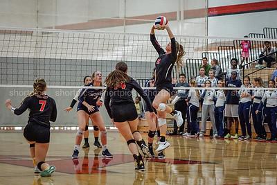 Yorkville Varsity Girls vs OEHS 091018
