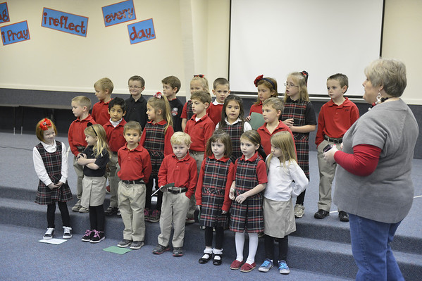FWC Kindergarten Christmas Bells