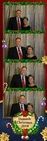 DAMUTH HOLIDAY PARTY