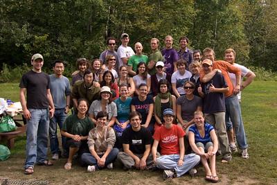 2009 Camping Trip