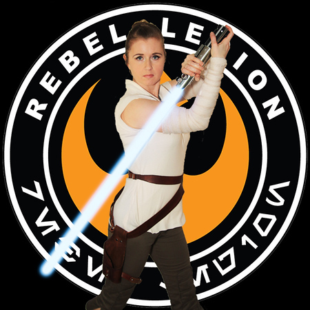 Rebel Legion Application