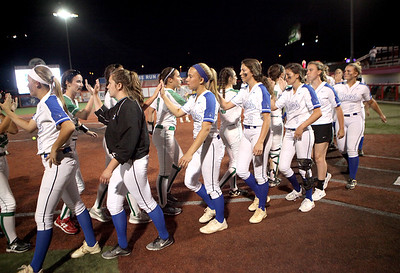 St. Charles North Softball Supersectional
