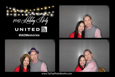 United Holiday Party
