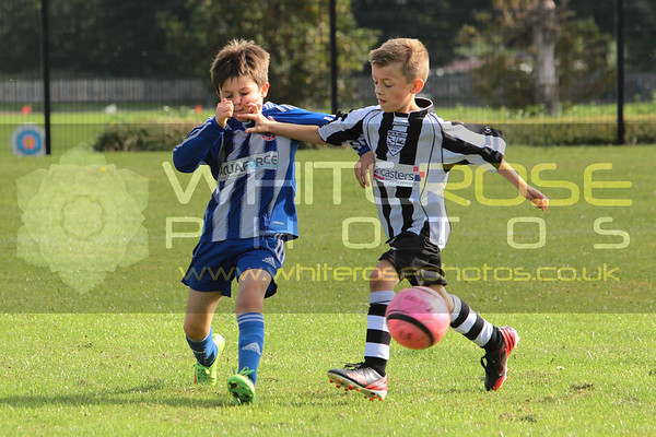 Under 9's v Penistone Church 28 - 09 - 14