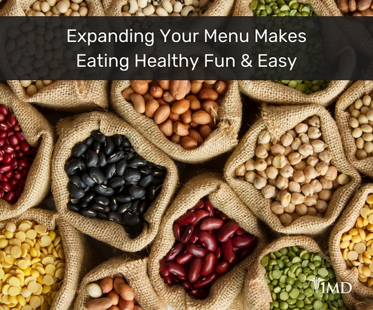 50 Most Nutritious Foods