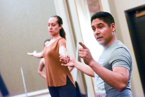 2018 Instructors Rehearsal