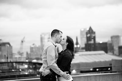 Sarah & Pete {engagement session}