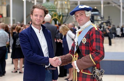 Bonnie Prince Charlie and the Jacobites Exhibition Stills