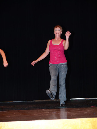Dance Xtreme Recital Dress Rehearsal 2012