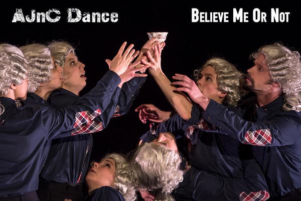 AJnC Believe me or Not 2