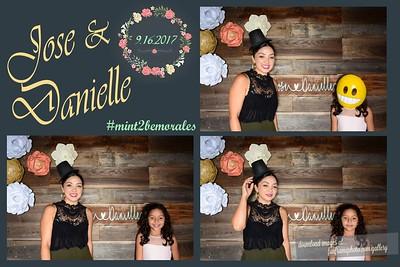 Jose & Danielle Wedding
