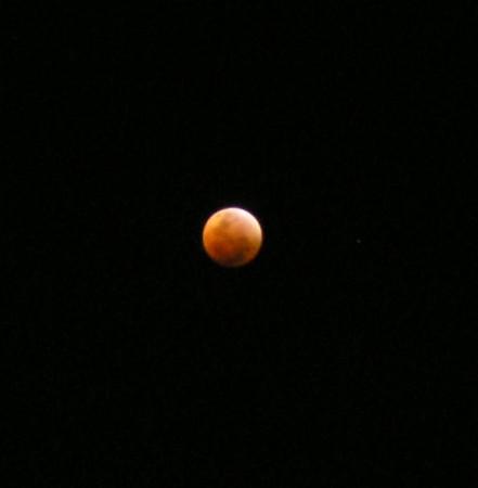 Lunar Eclipse 28 August 2007
