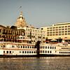 River boats, Savannah, GA