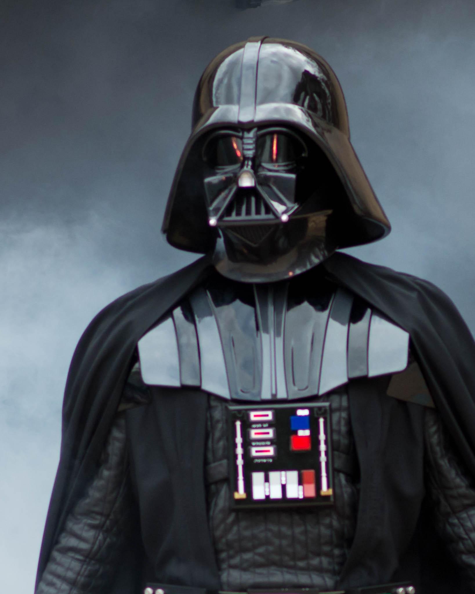 Darth Vader - Smile