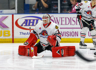 12-22-17 - IceHogs vs. Wolves