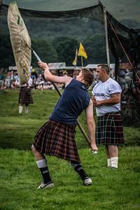 The 2006 Lochearnhead Highland Games