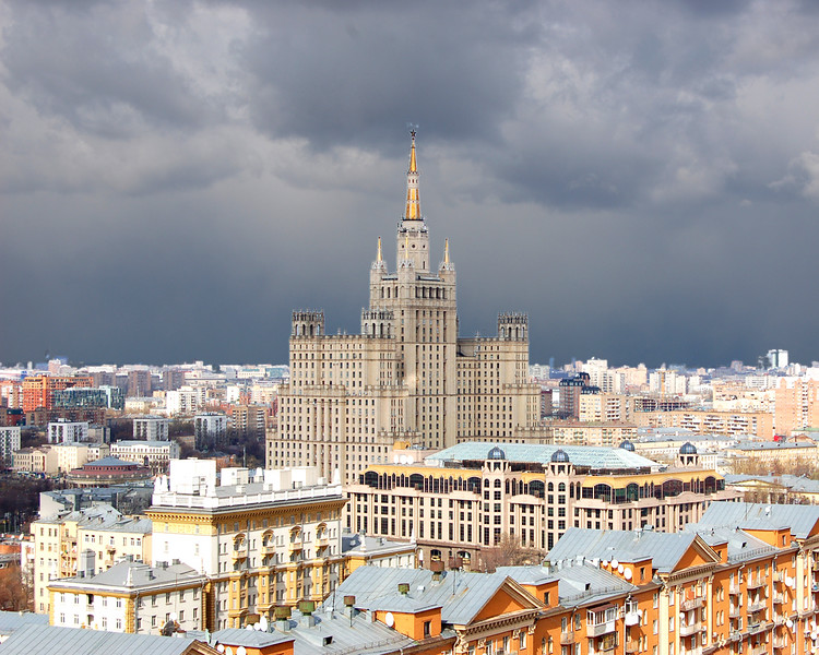 Stalin's Legacy, Moscow, Russian Federation