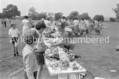 St Louis CP School fete, July 1983
