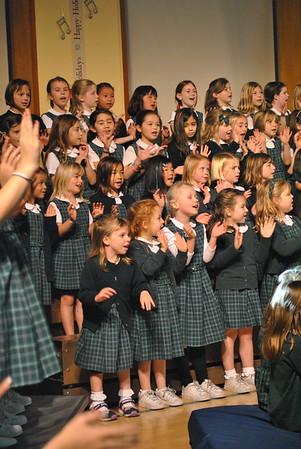 Holiday sing | Dec. 15, 2011