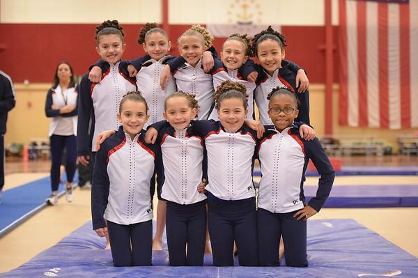 Gymnastics States 2016 - Level 3