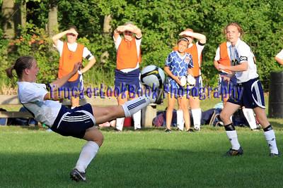 2008 Girls Soccer / Crestview