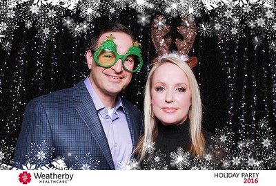 Weatherby Holiday Party 2016