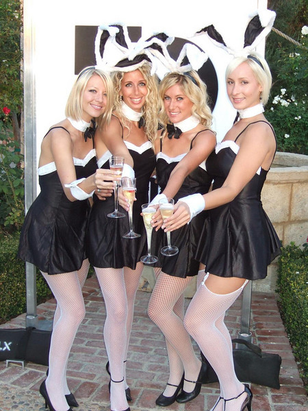 THEMED PARTY HOSTESSES