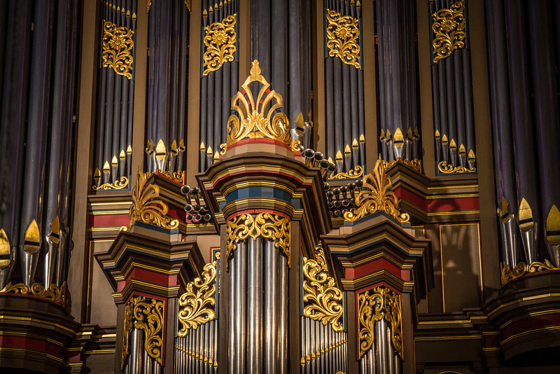 Benjamin N. Duke Memorial Organ