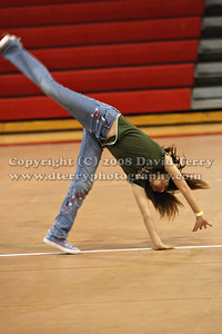 Sienna Cartwheels