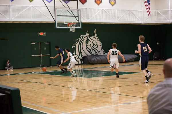 Varsity Basketball vs. City Christian