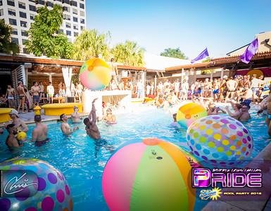 SHINE | Dallas Pride Pool Party 2016