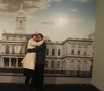 Yair and Jennifer Civil marriage !!!  At City hall Mazal Dov!!!